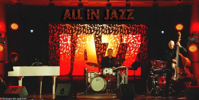 Jazz Mariage