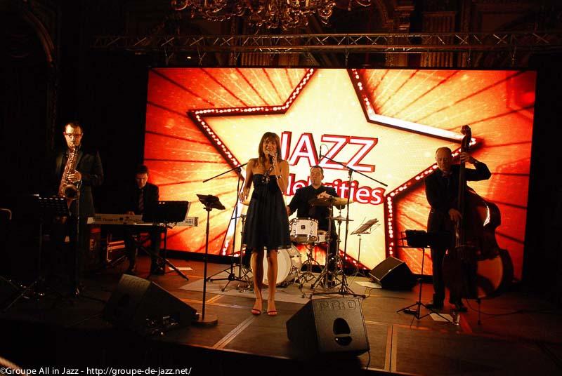 Groupe de jazz pour mariage