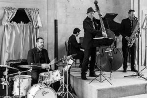 All in Jazz en quartet pour un mariage à Colombes Le 27 juin 2015
