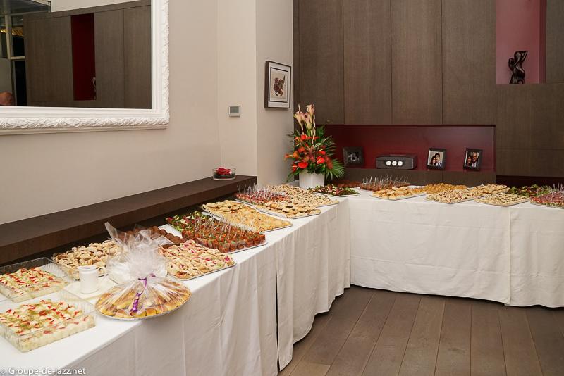 Buffet Libanais 1