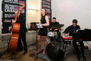 Jazz réception privée