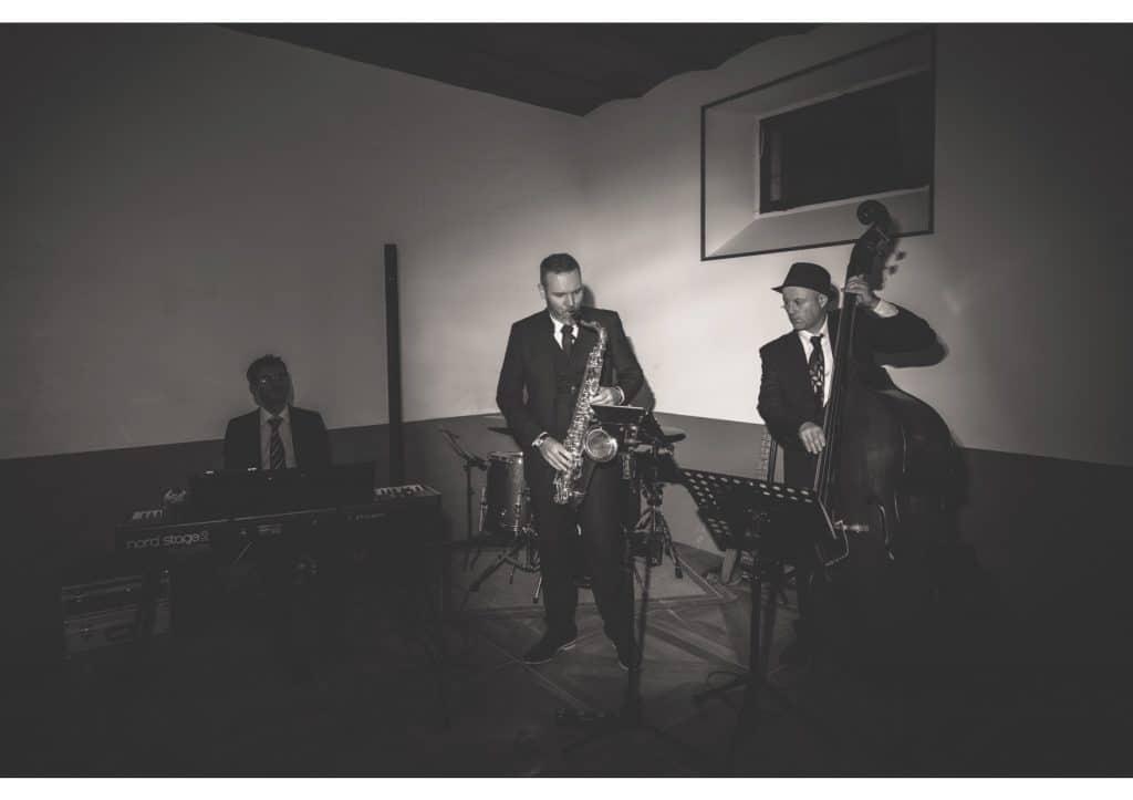 Groupe de jazz photos mariage