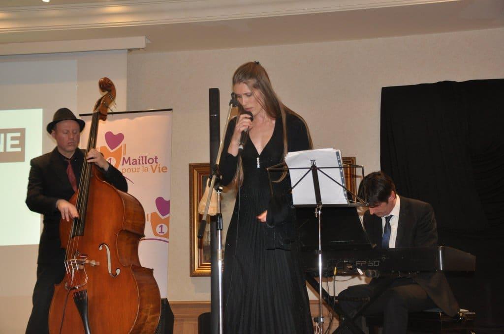 Soirée de gala en jazz Paris