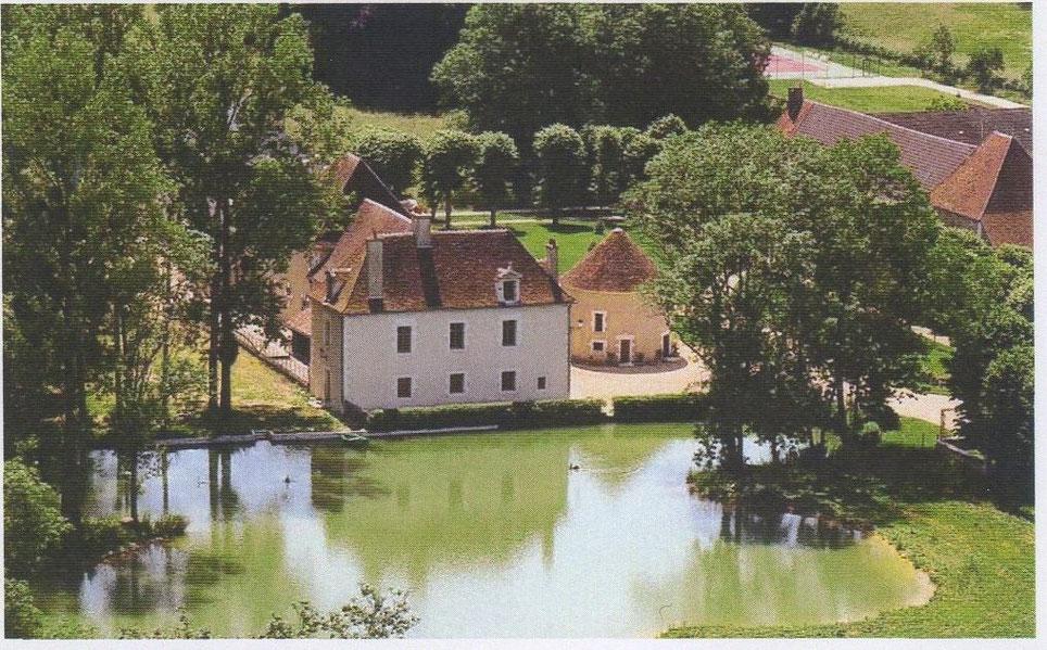 Château de Villefargeau (89)