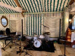 Jazz mariage dans l'Yonne