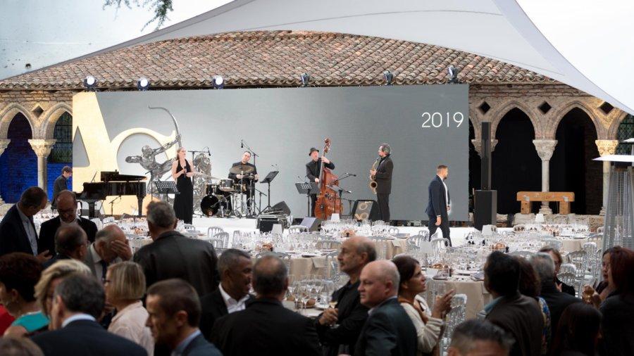 Location orchestre jazz évènement d'entreprise