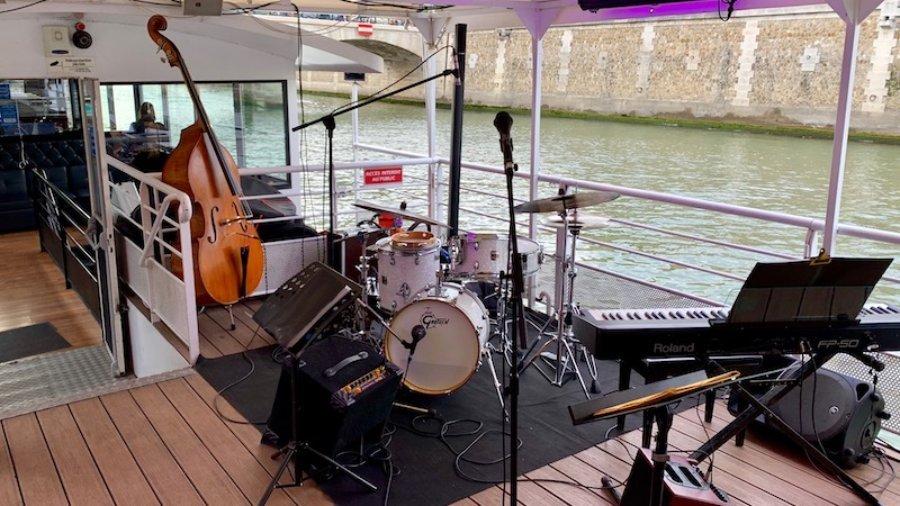 Groupe jazz pour soirée privée