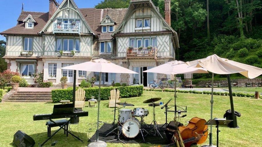 Jazz mariage à Honfleur Avec All in Jazz